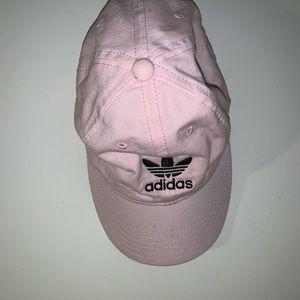 Addias Pink Hat